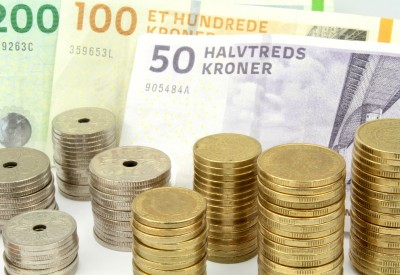 Danske kroner