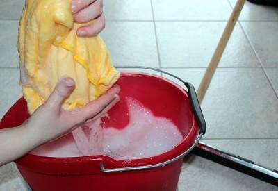 rengøring af hus
