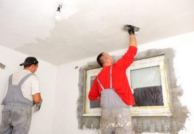 maling af hus